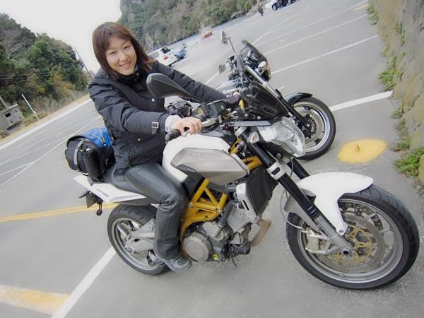 女子バイク 94